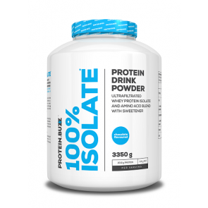 Protein.Buzz 100% Isolate 3500g - Schoko