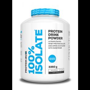 Protein.Buzz 100% Isolate 3500g - Schoko