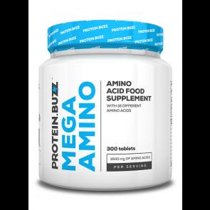 Protein.Buzz Mega Amino 300 Tbl.