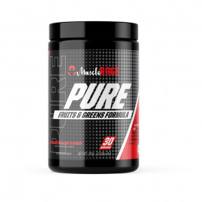 Muscle Rage PURE – Fruits & Greens 30 serv