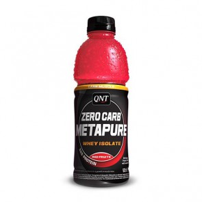 QNT METAPURE ZERO CARB DRINK (24x500ml)