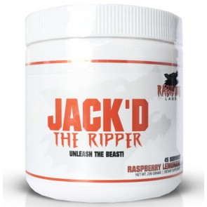 Rabid Dogs Jack´d The Ripper Booster