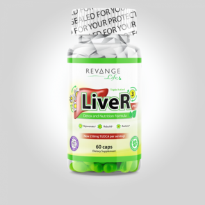 Revange Nutrition Life Liver3 Pro 60caps