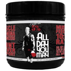 Rich Piana 5% Nutrition AllDayYouMay 465g