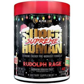 Alpha Lion Superhuman Supreme *Limited Edition-Rudolf Rage*