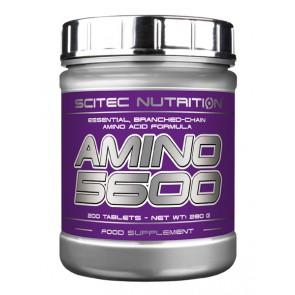 Scitec Amino 5600 - 200 Tabletten