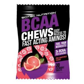 Scitec BCAA Chews 10x30 Chewable Tabl.