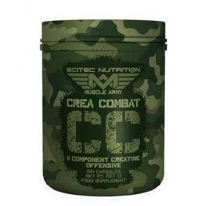 Scitec Crea Combat 150 Kapsel