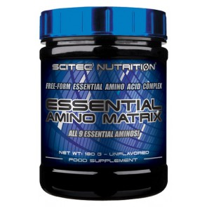 Scitec Essential Amino Matrix 180g neutral
