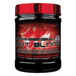 Scitec Hot Blood 3.0 - 400g
