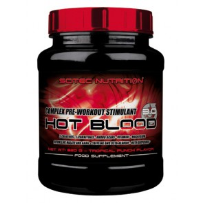 Scitec Hot Blood 3.0 - 820g
