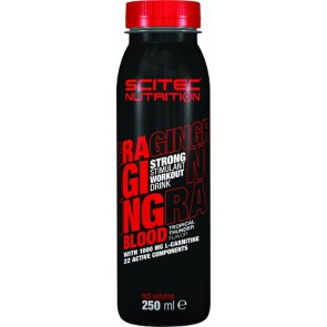 Scitec Raging Blood, Strong (12x250ml)
