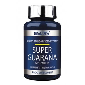 Scitec Super Guarana 100 Tabl.