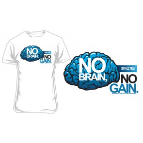 Scitec T-Shirt No Brain