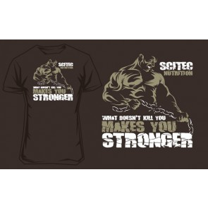 Scitec T-Shirt Strong Men