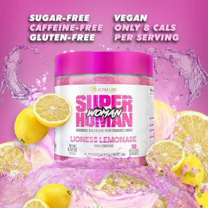 Alpha Lion Superhuman Women - Hormone Balancing Performance Drink