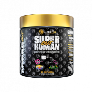 Alpha Lion Superhuman Gut (90 Capsules)