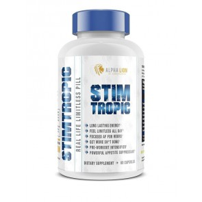 Alpha Lion Stimtropic (60 Capsules)