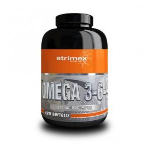 Strimex Omega 3-6-9 - 120 caps