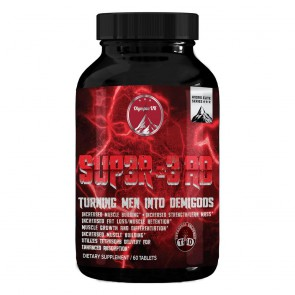 SUP3R 3-AD 60 Tablets