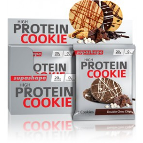 SupaShape Protein Cookie 6x 2 Packs