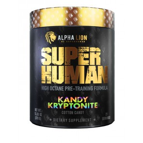 Alpha Lion Superhuman - High Octane Pre 378 gr