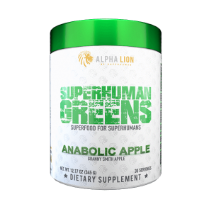 Alpha Lion Superhuman Greens (30 Servings)