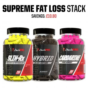 Muscle rage  Supreme Fat Loss Stack