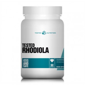 Tested Rhodiola 60 Kapsel