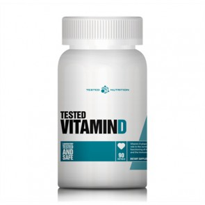 Tested Vitamin D 90 Kapsel