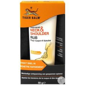 Tiger Balm Nek- & Schoudercreme 50 g