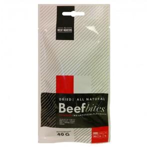 TMM Meatmakers Jerky Trockenfleisch - Bites Beutel einzelnd 40g