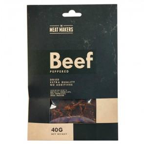 TMM Meatmakers Jerky Trockenfleisch - Gourmet Beutel 40g einzelnd