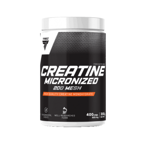 Trec Nutrition CREATINE MICRONIZED 200 MESH 400 caps