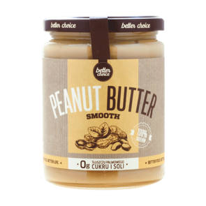 Trec Nutrition  PEANUT BUTTER SMOOTH 500 gr Glas