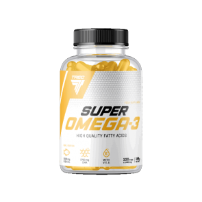 Trec Nutrition Super Omega 3 120 Caps