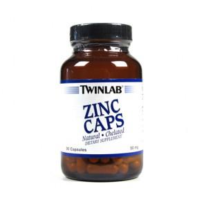 Twinlab Zinc 90 Kapsel