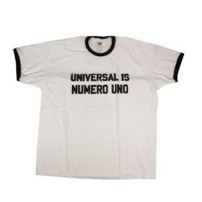 "Universal T-Shirt ""Numero Uno"""