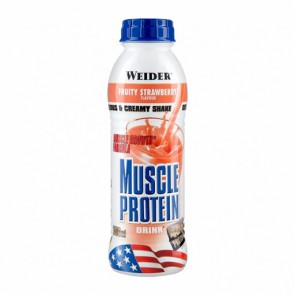 Weider Muscle Protein Drink, (6x500 ml)