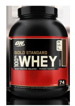 ON 100% Whey Protein gehört zu den meistverkauften Produkten weltweit