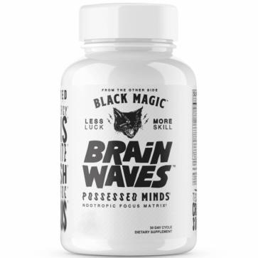 BLACK MAGIC Brain Wavez 120 Caps