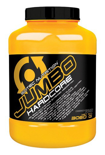 Scitec Jumbo Hardcore 3060g