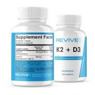 Revive MD K2 + D3 60 Caps