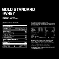 GOLD STANDARD 100% WHEY PROTEIN 2270 Gr