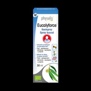 Physalis Eucalyforce Keelspray 30 ml
