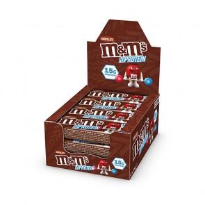 Mars Protein M & M's Hiprotein bar chocolate 12 X 51g