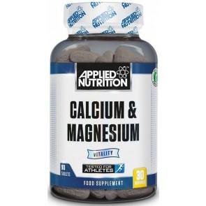Calcium + Magnesium - 90 Vegan caps