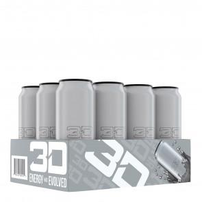 3D Energy Drink 24 x473ml Chroom