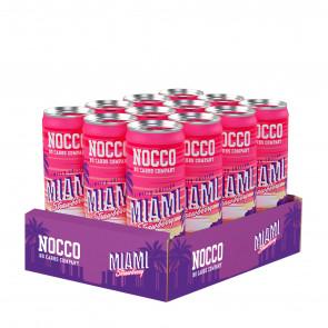 Nocco BCAA Drink (12 x 330 ml)