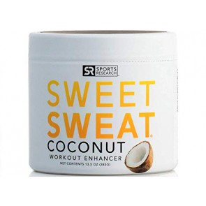 Sweet Sweat Coconut XL jar 383gr